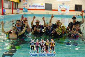 Padi Seal Team 2016