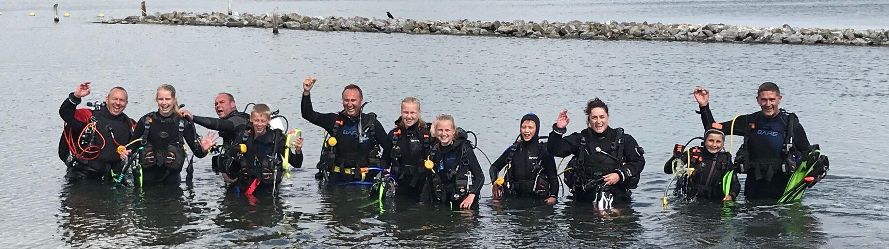 Samen blijven duiken met Duikcentrum Loosdrecht